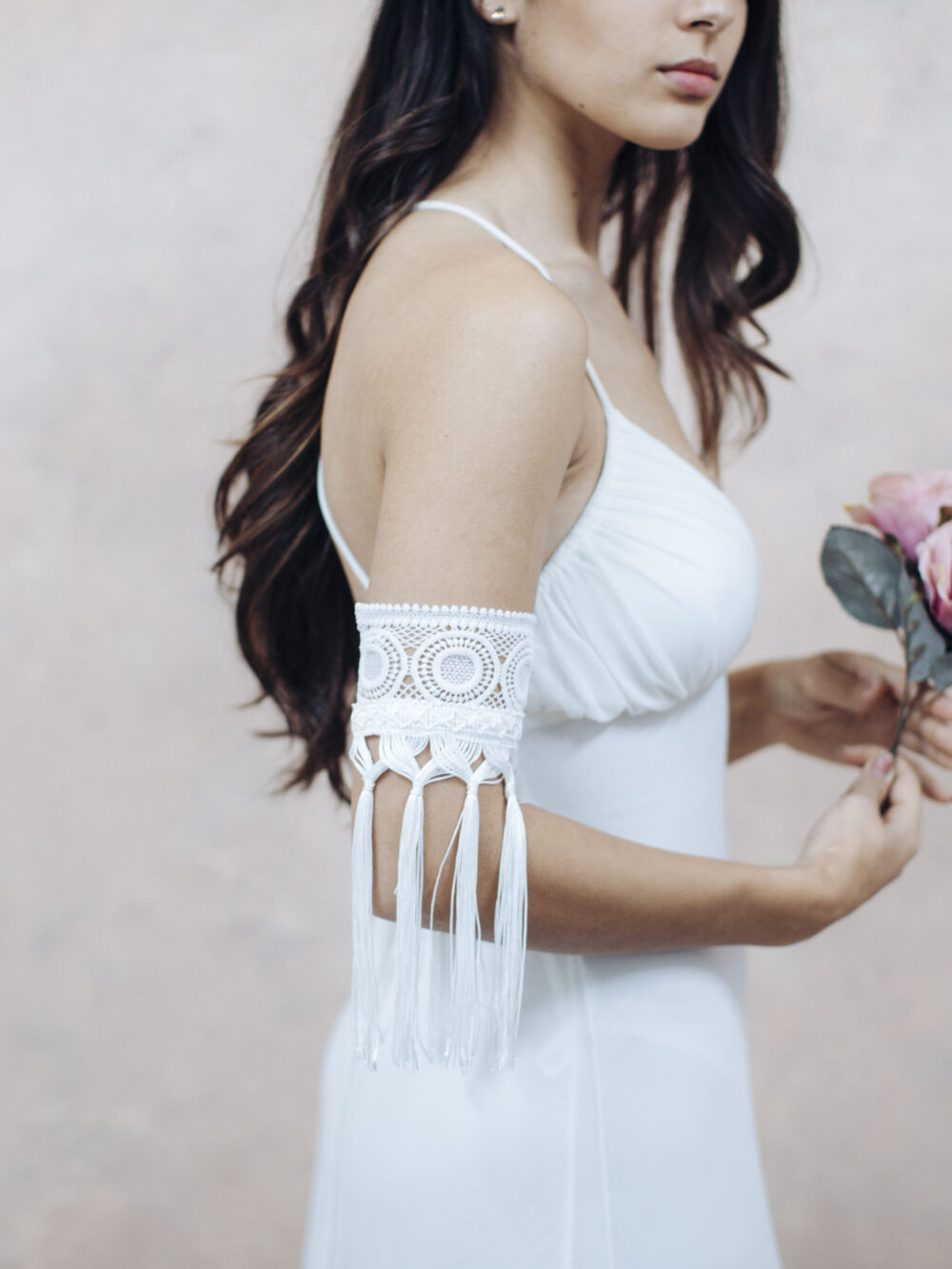 Arm bracelet, Bridal accessories, Arm cuff, Arm bracelet